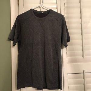 Lululemon swiftly tech men's shirt Sz m